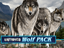 Untamed Wolf Pack Слот
