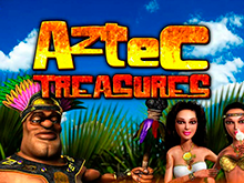 Aztec Treasures 3D играть на деньги в казино Эльдорадо