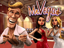 Mr Vegas Слот