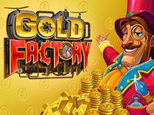Gold Factory играть на деньги в клубе Эльдорадо