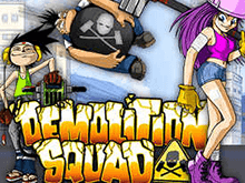 Demolition Squad Слот