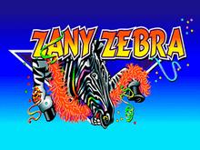 Zany Zebra играть на деньги в казино Эльдорадо