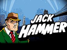 Jack Hammer играть на деньги в клубе Эльдорадо