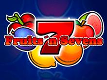 Fruits and Sevens играть на деньги в казино Эльдорадо
