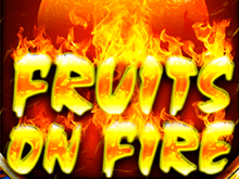 Fruits On Fire Слот
