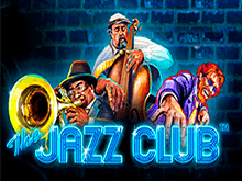 The Jazz Club Слот