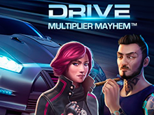 Drive: Multiplier Mayhem Слот
